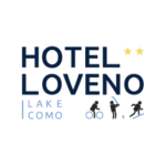 Hotel Loveno, Lake como Italy logo footer