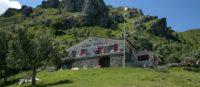 Lake Como hiking rifugio menaggio