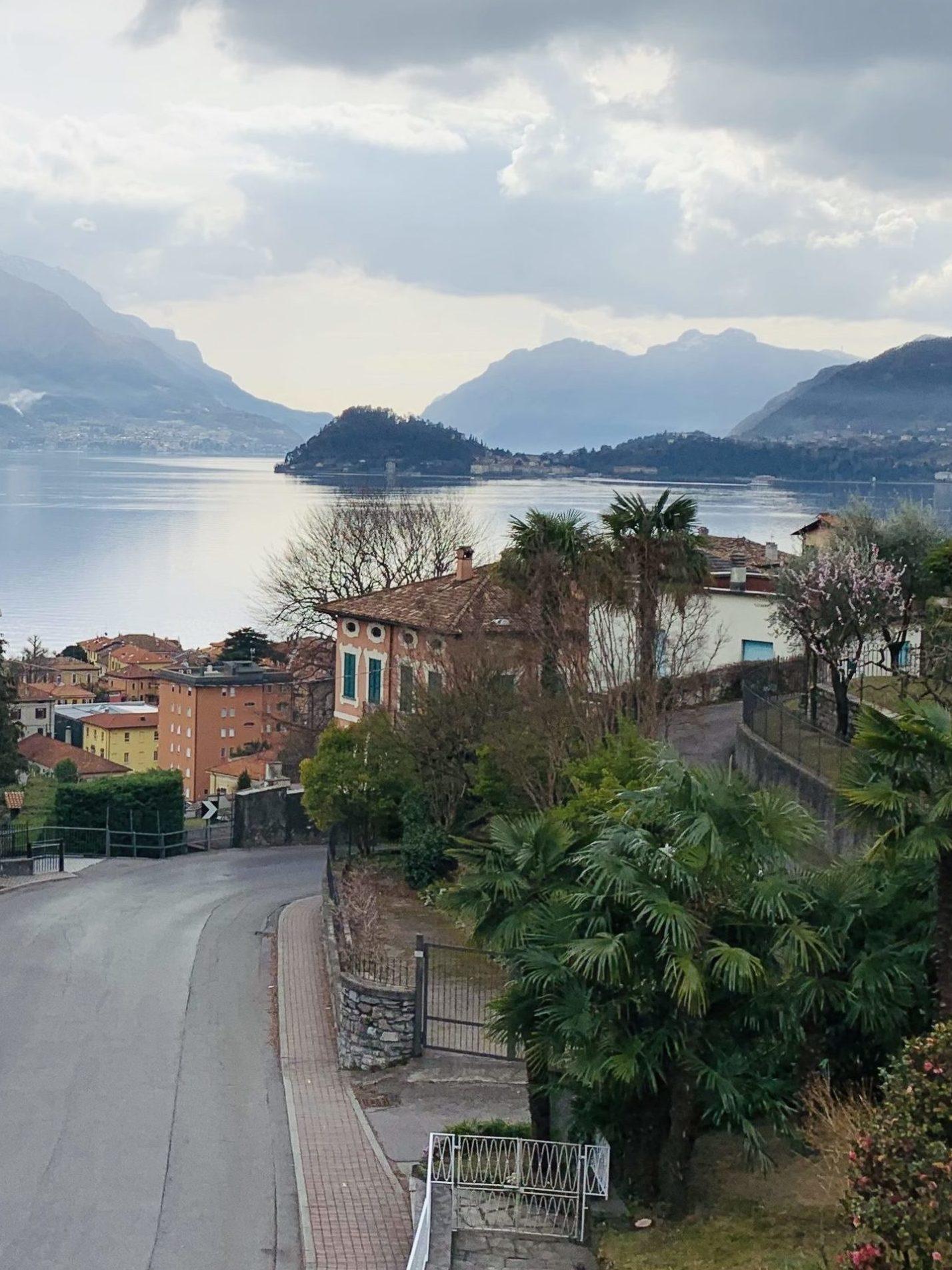 Hotel Loveno - lake view room - Menaggio