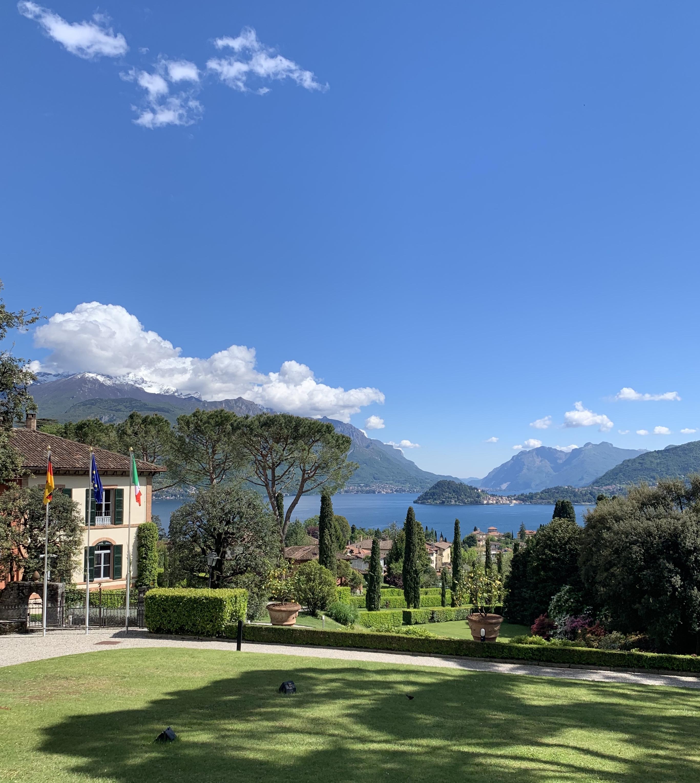 Lake Como Italy: Villa Vigoni