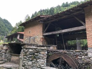 ancient fornace - Lake como Hiking - Hotel Loveno