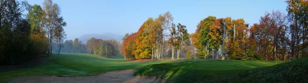 Lake como golf - Golf Club Lanzo