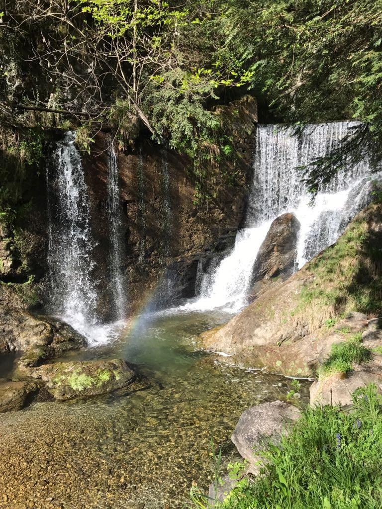 waterfall in Menaggio_Hotel Loveno