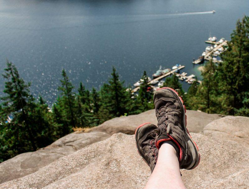 Lake Como trekking