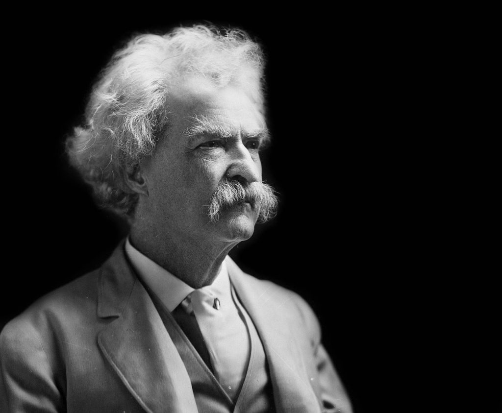 picture of Mark-Twain
